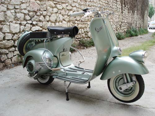 Image Vintage Scooter Services